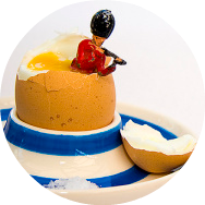 Egg Soldier